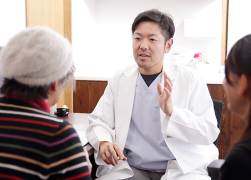 老年精神科の診療について