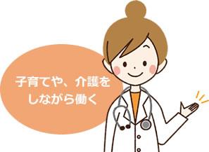 常勤時短勤務医師募集