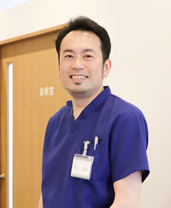 泌尿器科・内科・訪問診療  医師 横山 昌平